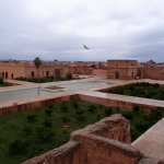 El Badi Palast Foto