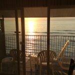L'Océan Atlantique sous notre balcon!