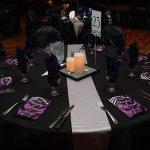 Ballroom - table setting