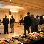 Ballroom - networking reception