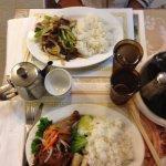 Golden Flower Restaurant Foto
