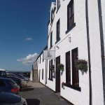 The Harbour Inn is right on the waterfront, on the main square in Bowmore. Very convenient