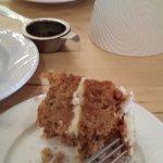 Tea & Carrot Cake !