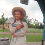 Statue, aka Scary Anne of Green Gables