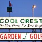 Cool Crest sign