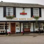 The White Hart Foto
