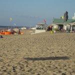 het strand van Noordwijk aan Zee