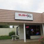 Sushi Ko, Metro Center, Peoria, September 2016