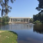 "City Park's Peristyle--featured in ""Benjamin Button"""