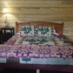 Photo de Glacier View RV Park & Cabins
