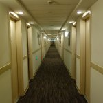 Endless corridors with many rooms