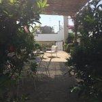 Le terrazze sull'incantevole Lecce e il fantastico cesto della colazione...
