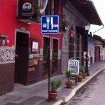Restaurante, Café Santa Cruz