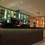 Barra del restaurante