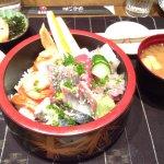 Foto di sushi gourmet