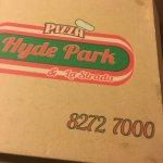 Billede af Hyde Park Pizza