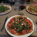 We each had a different style of pizza - all were very good