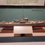 WWII Ship model
