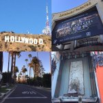 The Hollywood sign, Dolby Theatre, Celebrity Homes & TCL Chinese Theatre