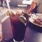 Bloody MAry at the Washoe