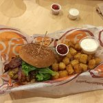 Burger Fusion Co. - Onalaska (La Crosse), Wisconsin - Build Your Own Burger and Tater Tots