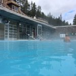 Banff Upper Hot Springs Foto