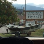 Crowsnest Cafe and Fly Shop Foto