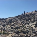 Mount Tallac summit