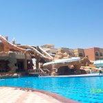 Main pool&acua park