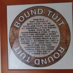 The hotel is full of interesting, quirky items. I always wanted to get around tuit!