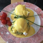 The best eggs florentine ever!!