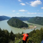 Donauradweg Foto