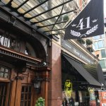 Hotel 41, Juniorsuite und Lounge