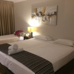 Cairns Plaza Hotel Foto