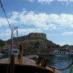 Boat Day Trips Spinalonga Foto