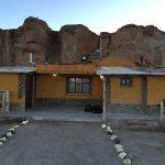 Hotel Jardines de Mallku Cueva Foto