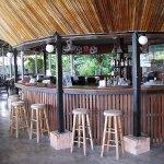 Bar und Restaurant (beste Tom Yam von Samui)