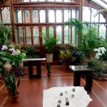 Bedroom conservatory