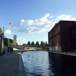 Central Canal Walk