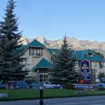 Foto de BEST WESTERN Pocaterra Inn