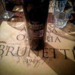 Photo de Antica Osteria Brunetti