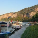 Dalyan river front