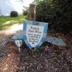 Beaufort Historic Site Old Burying Ground Foto