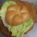 Schnitzelsandwich de Luxe