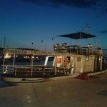 La barca che ci ha ospitato a bordo