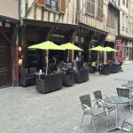 French Coffee Shop Troyes