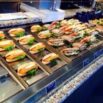 Nordsee-Restaurant Foto