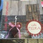 Cafe-Restaurant Flora Foto