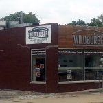 Front & entrance to American Wildburger