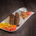 Adana Kebab is just the right amount of spicy!